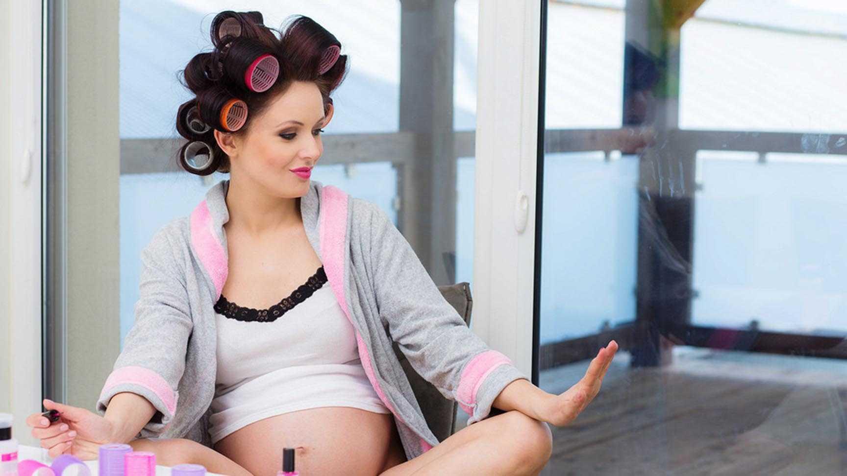 Почему беременным нельзя стричь волосы - достоверность народной приметы и мнение врачей
