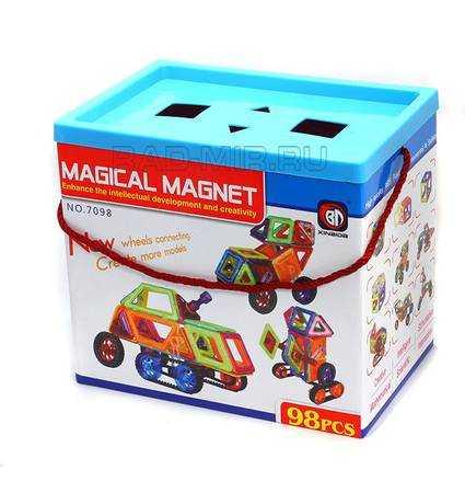 Конструктор magical magnet