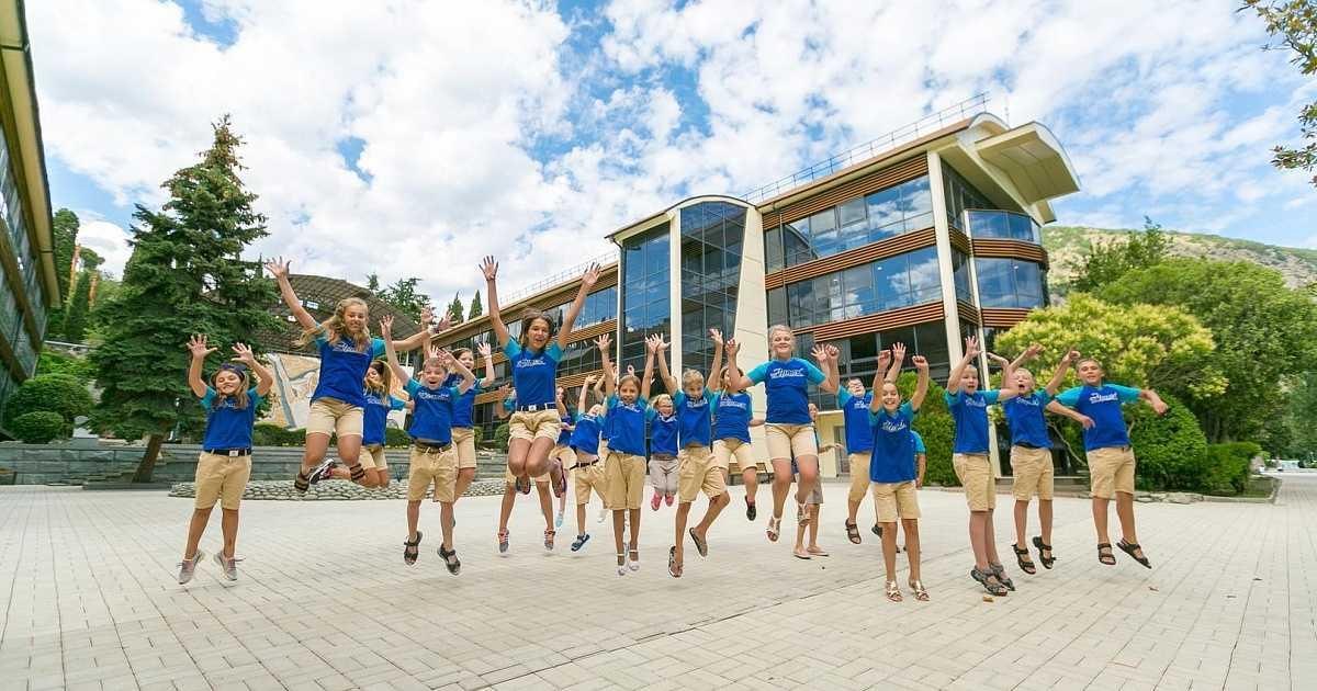 Детский центр отдыха «жемчужный берег» - крым, гурзуф (цена 2020 г.), отдых для детей от 11 до 17 лет, лето 2020