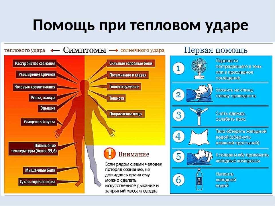 Малыш перегрелся: симптомы солнечного удара у ребенка и правила первой помощи | новости