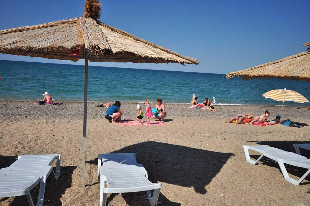 Песчаные пляжи краснодарского края — 30 лучших для отдыха