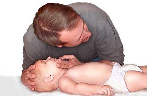 Как и чем дышит ребенок в утробе матери?