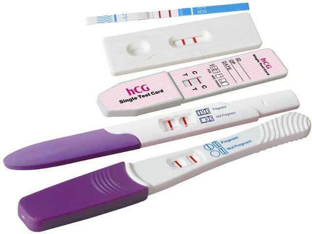 Обзор тестов на беременность. какой лучше лучше выбрать?