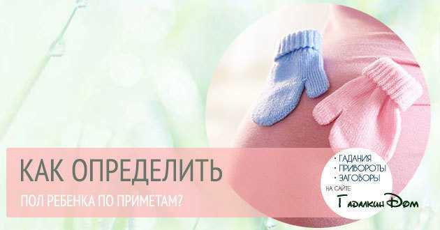 Можно ли определить пол ребенка по его сердцебиению в утробе?