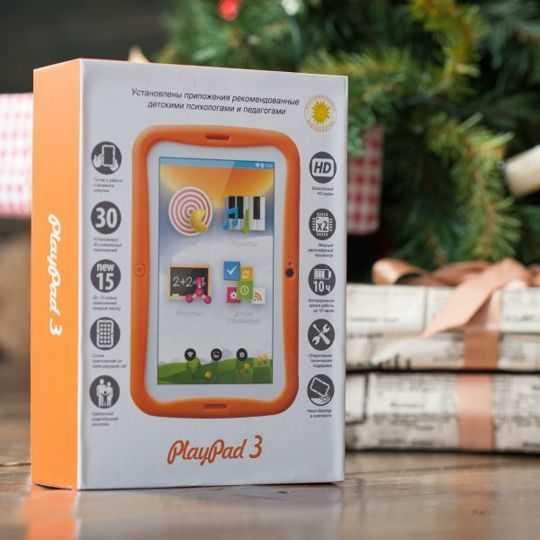 Детский планшет playpad 3: отзывы, технические характеристики