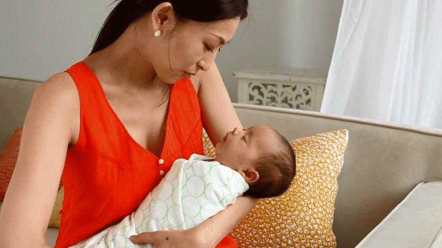 Укладываем на сон без кормления: как отучить ребенка засыпать с грудью
