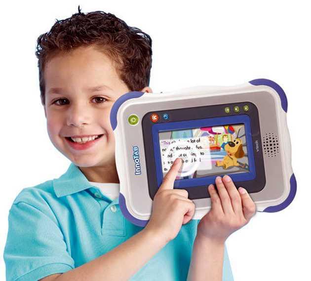 Детские планшеты от 2 лет: развивающие обучающие планшеты
