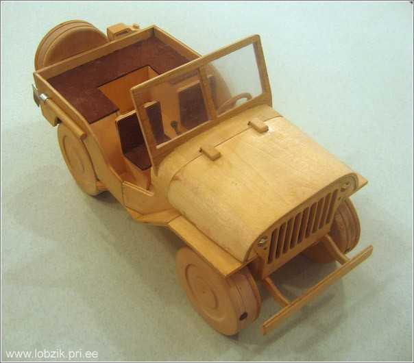 Паркинг для игрушечных машинок | страна мастеров