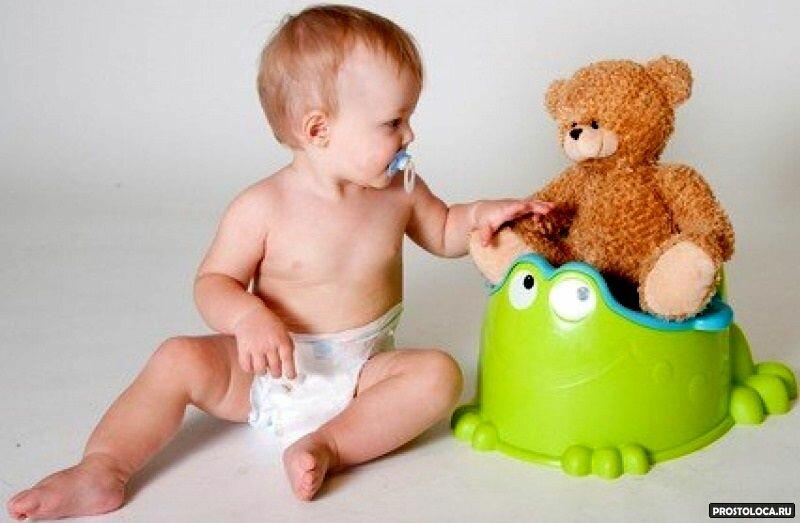 Практические советы и работающие методики по приучению деток к горшку