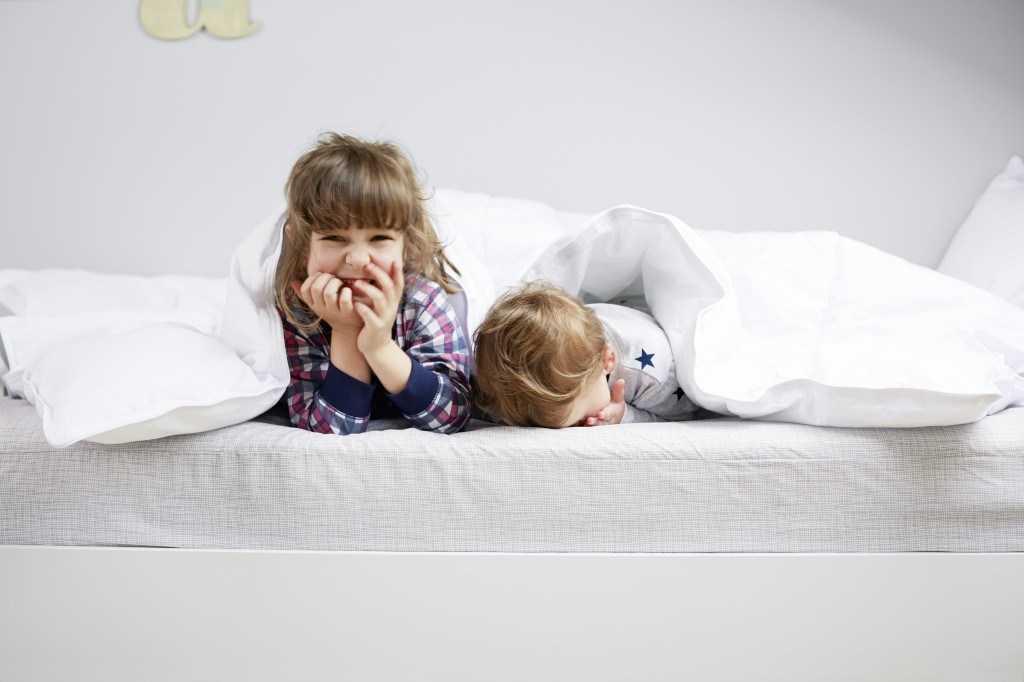 Какой матрас выбрать ребенку от 3 до 7 лет