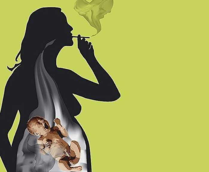 Курение во время беременности: правда и мифы – семья и дети – домашний