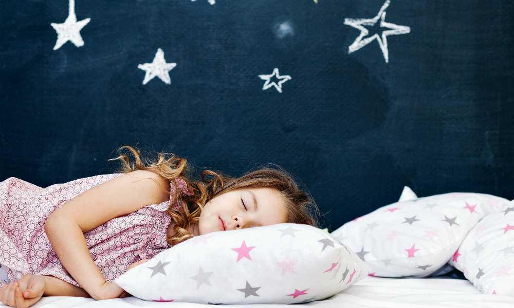 Почему ребенок не спит?