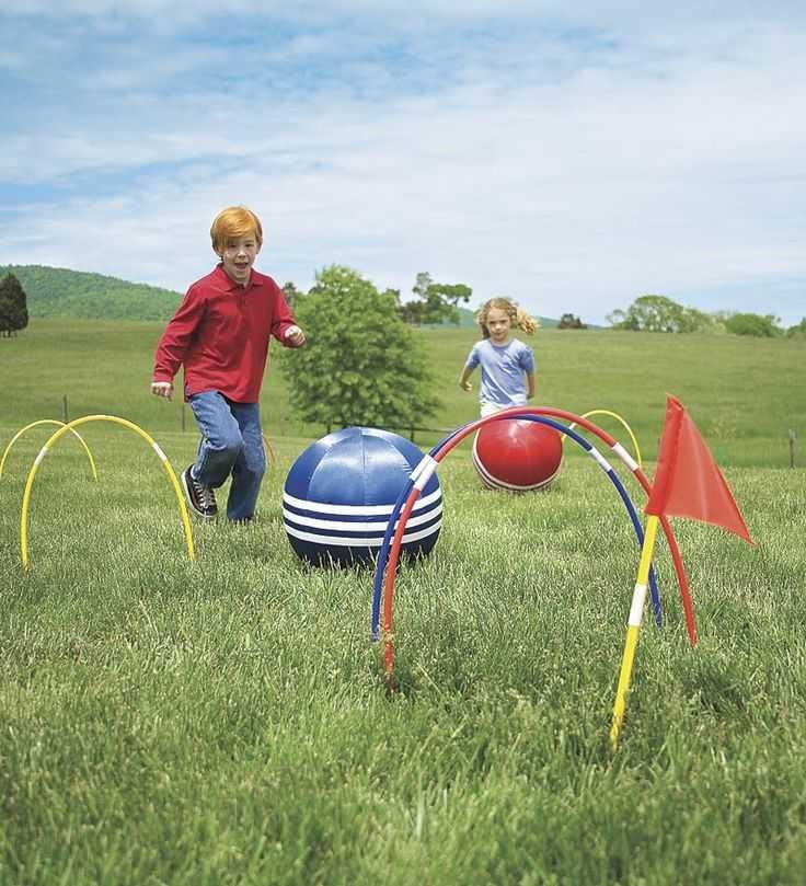 Подвижные игры для детей. 29 подвижных игр для детей 3-12 лет с подробным описанием правил игры