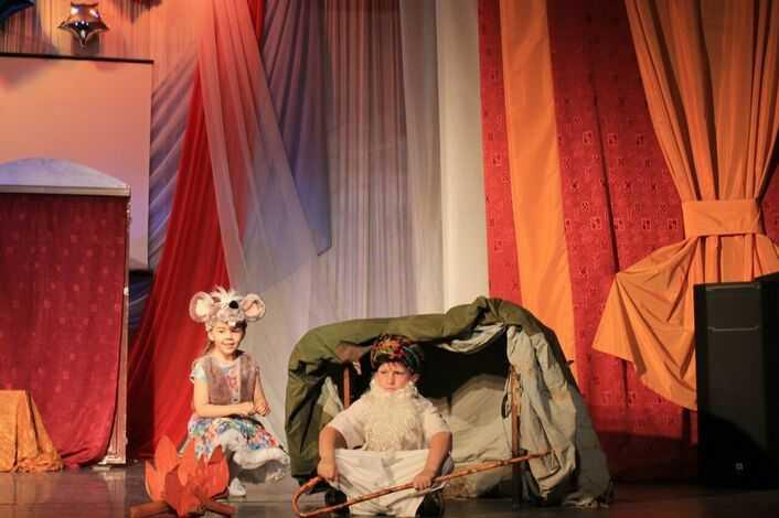 10 лучших театров для детей в москве