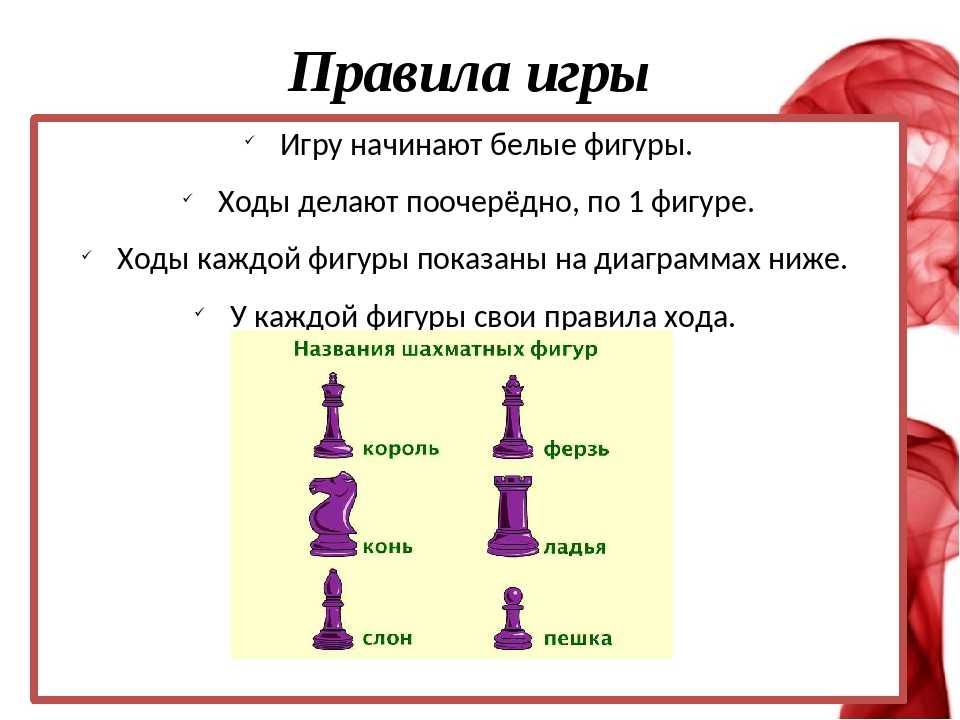 Ход конем. шахматы для малышей