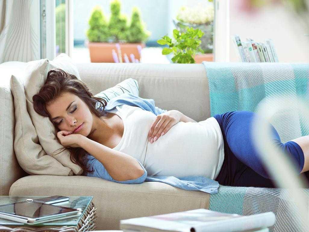 Дискомфорт беременности