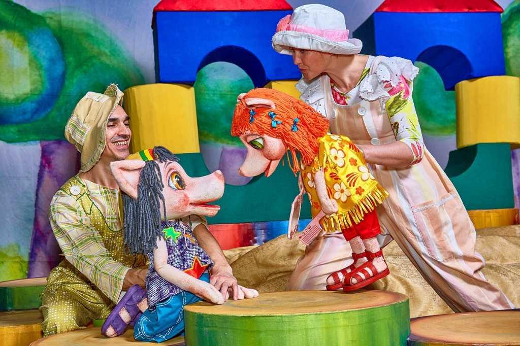 Конспектзанятия по театрализованной деятельности в старшей группе «путешествие в волшебный мир театра»