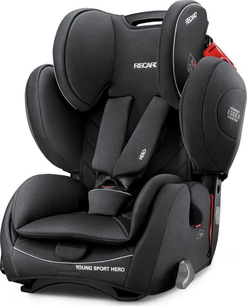 Отзыв автокресла recaro monza nova 2 seatfix