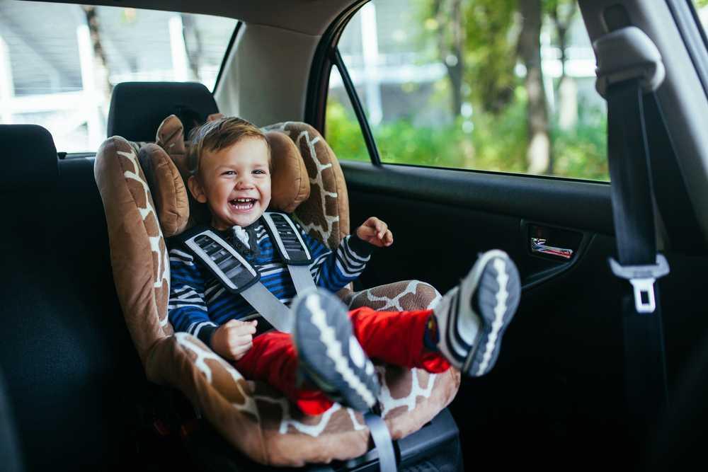 Как выбрать автокресло: советы по выбору автокресла для ребенка