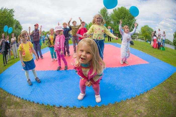 Игры и конкурсы на день рождения ребенка   цветы жизни