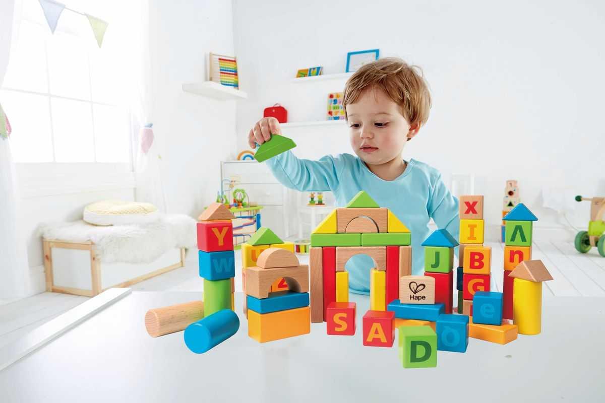 Какой конструктор выбрать ребенку в 2 года   уроки для мам