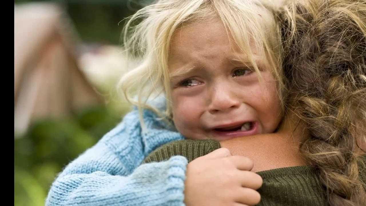 Как отвлечь ребенка от плача 2 года