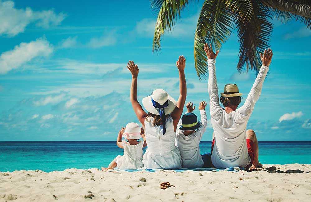 Куда лучше поехать на черное море с детьми, обзор курортов и развлекательных центров