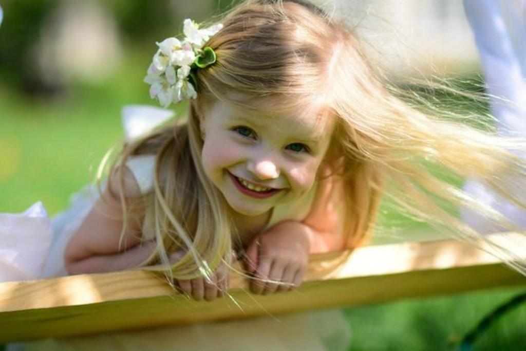 Детская радость: 11 вещей, которые делают ребенка счастливым