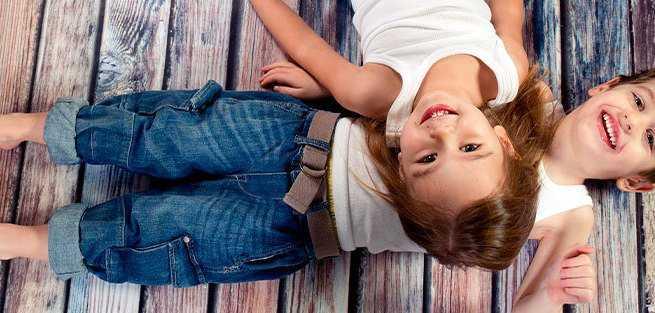 Какая самая лучшая разница между детьми?