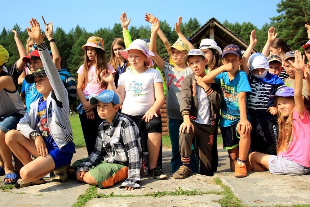 Всероссийский детский центр                 «орлёнок»