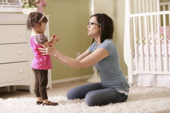 Наказание детей: как правильно наказать детей за непослушание