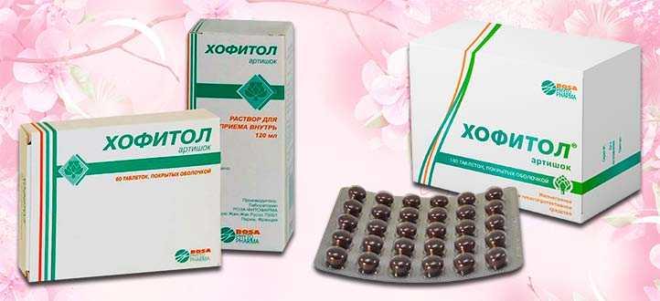 Растительный препарат хофитол и показания к его применению