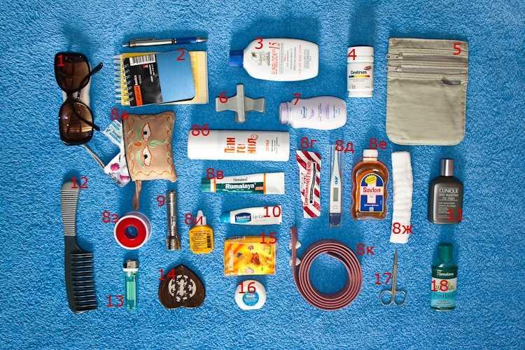 33 вещи без которых поехать на море с ребенком нельзя