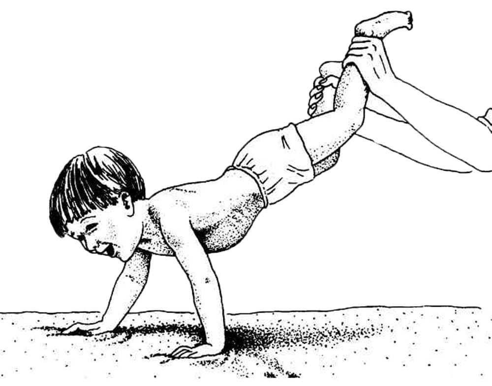 Гимнастические упражнения для детей