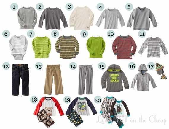 Одежда для детей, ее разновидности и о каких нюансах стоит помнить