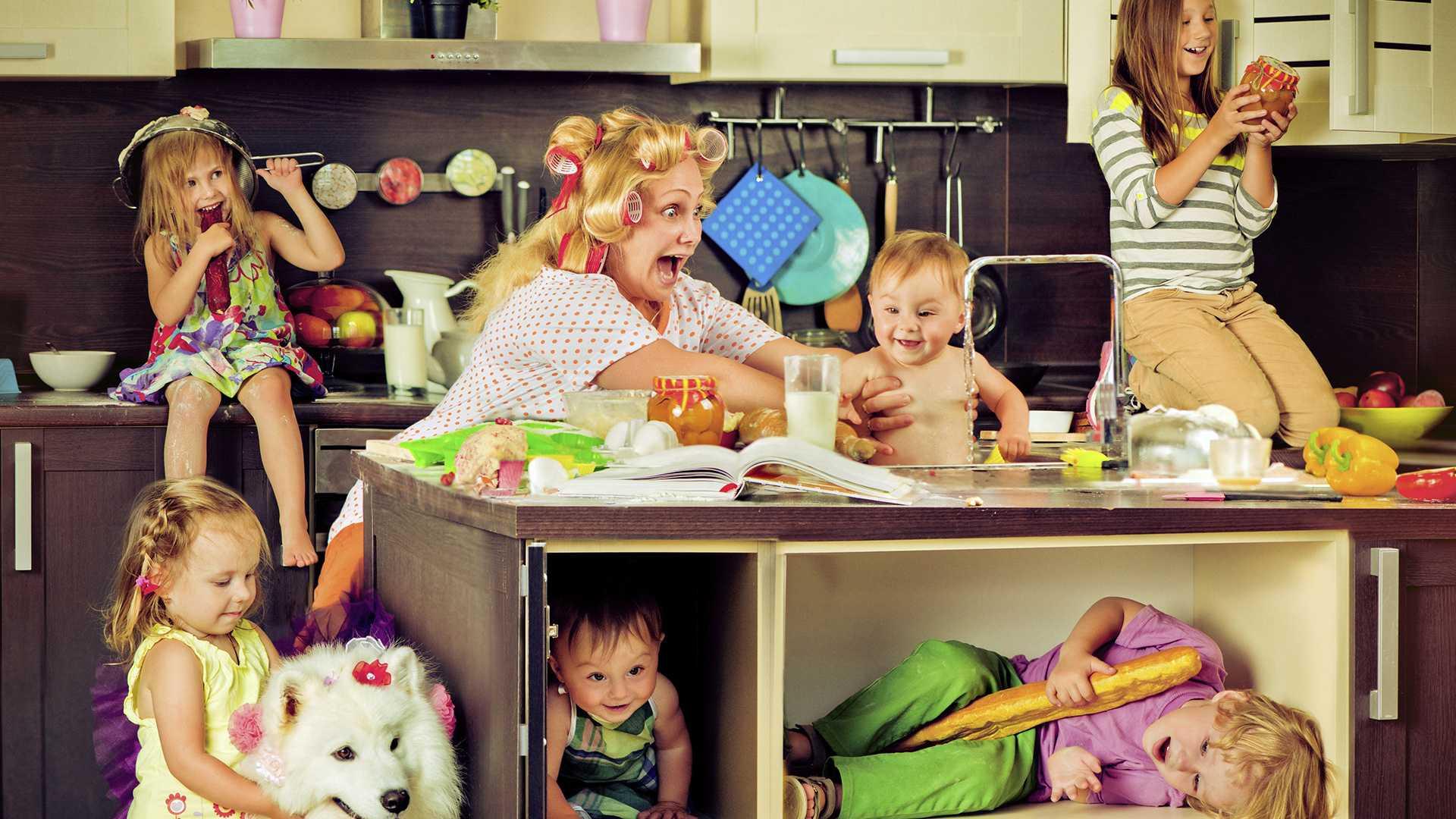 Как все успевать с маленьким ребенком?   блогомамочка