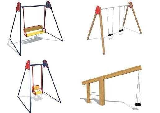 Строим на даче детские качели быстро и надежно: идеи, фото, инструкции | дизайн участка (огород.ru)