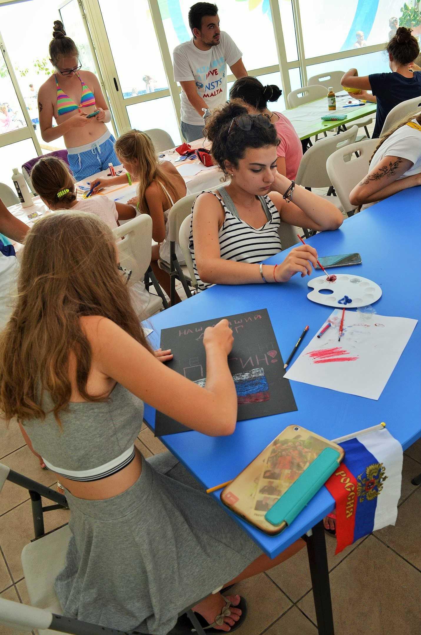 Языковые школы и лагеря на мальте для детей и подростков