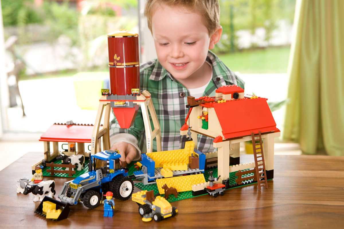 37 классных подарков мальчику на 5 лет