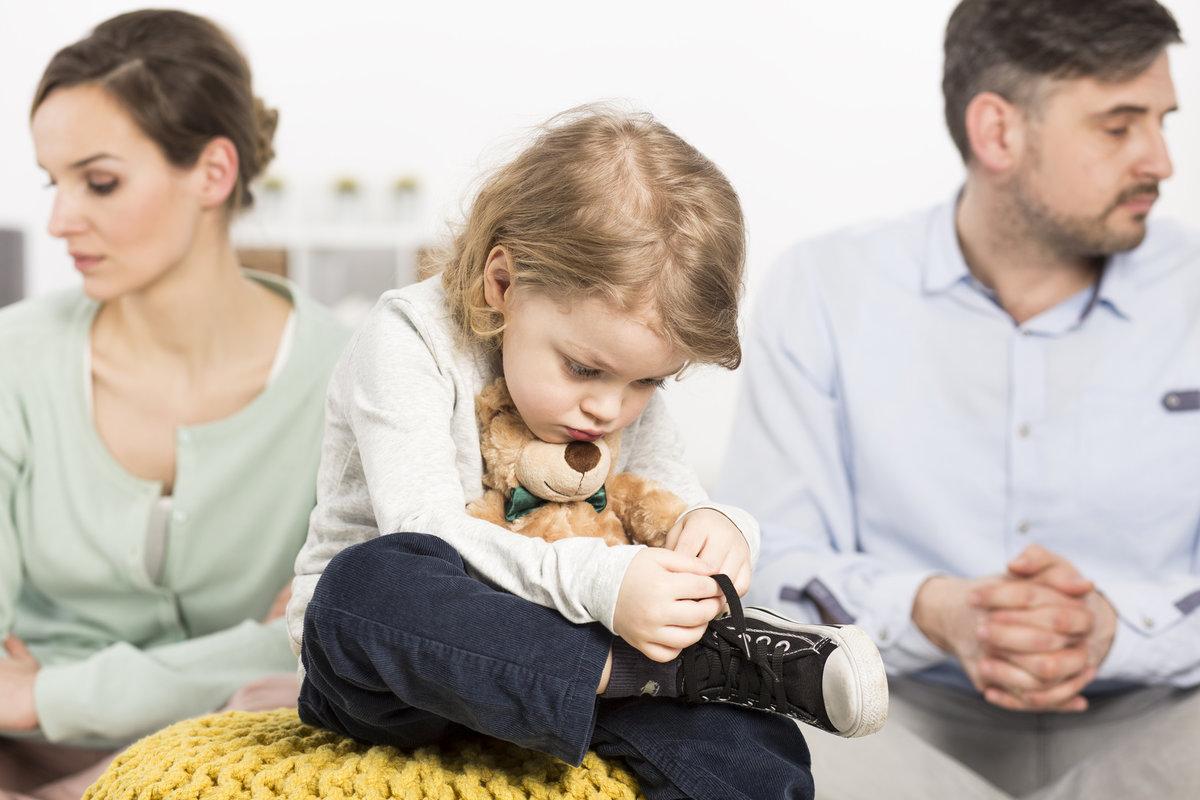 Как пережить развод с мужем если есть ребенок: советы психолога  