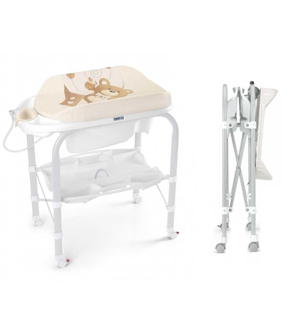 Складной пеленальный столик: раскладной стол для новорожденных и отзывы