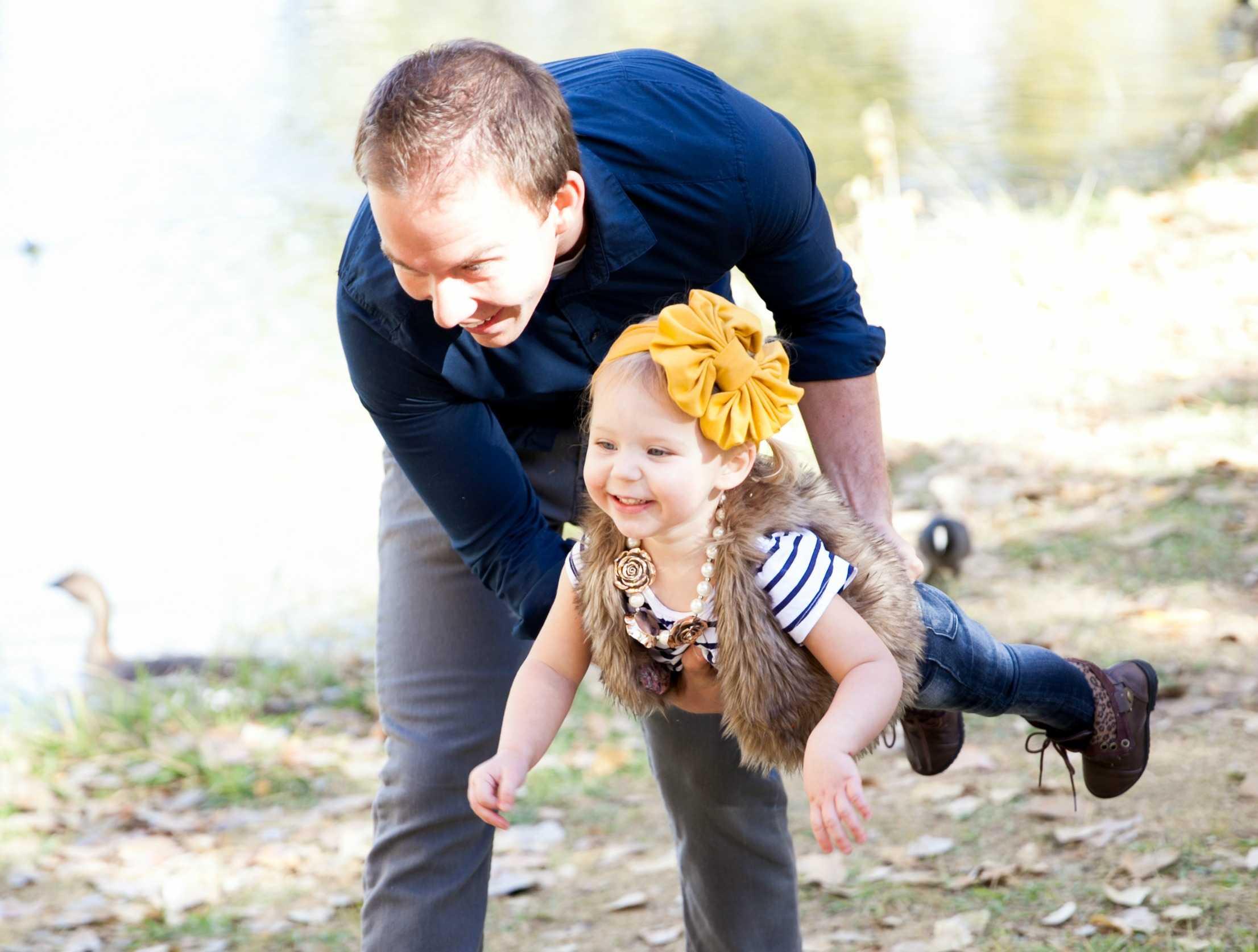 Настоящих женщин воспитывают отцы