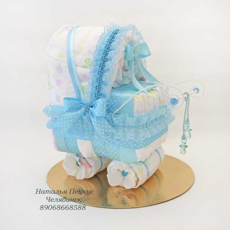 Мк торт из памперсов.   страна мастеров