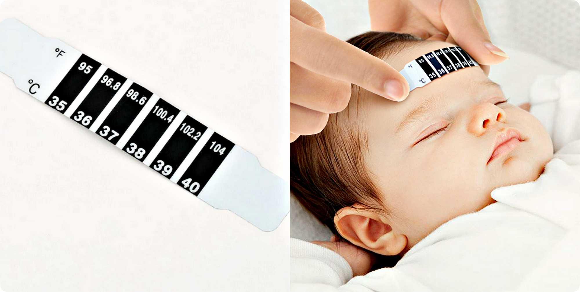 Температура у новорожденных: какой она должна быть