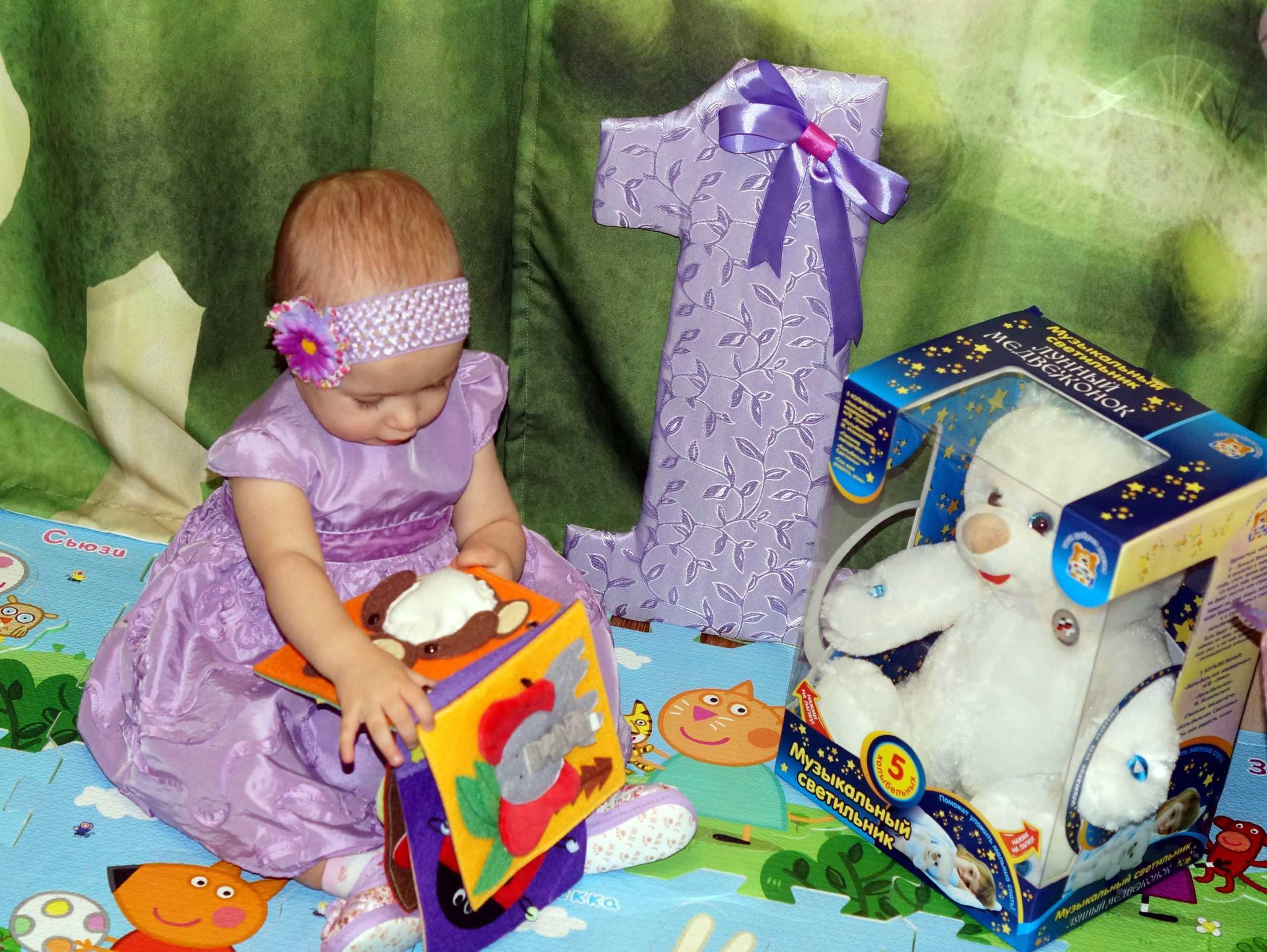 Что подарить девочке на 5 лет на день рождения?