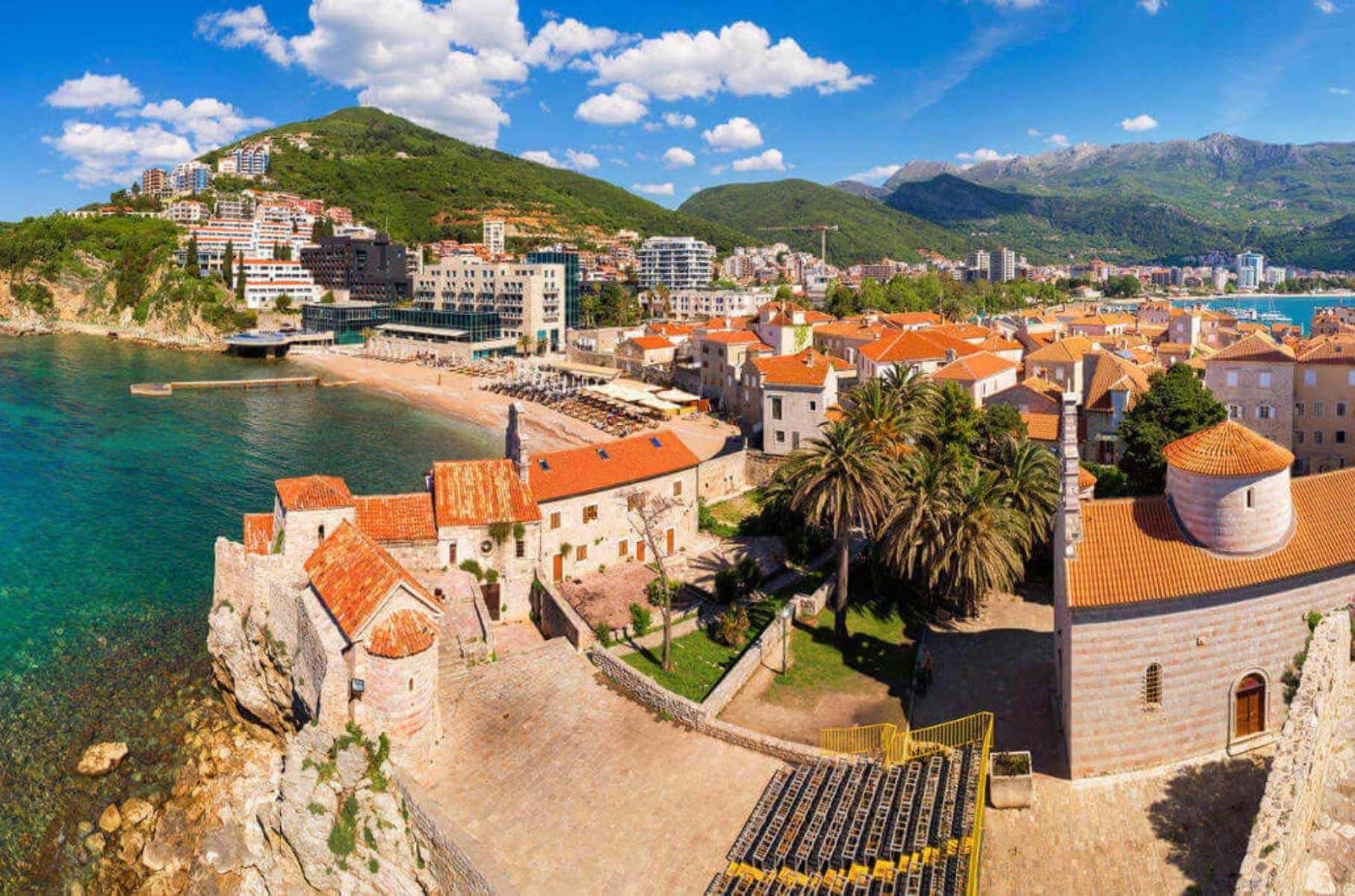 Где лучший отдых с детьми? только в черногории