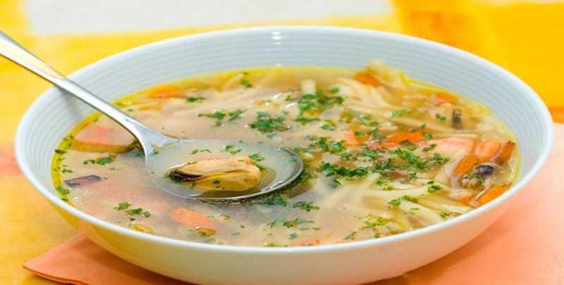 Как приготовить овощной суп для ребенка 1 года