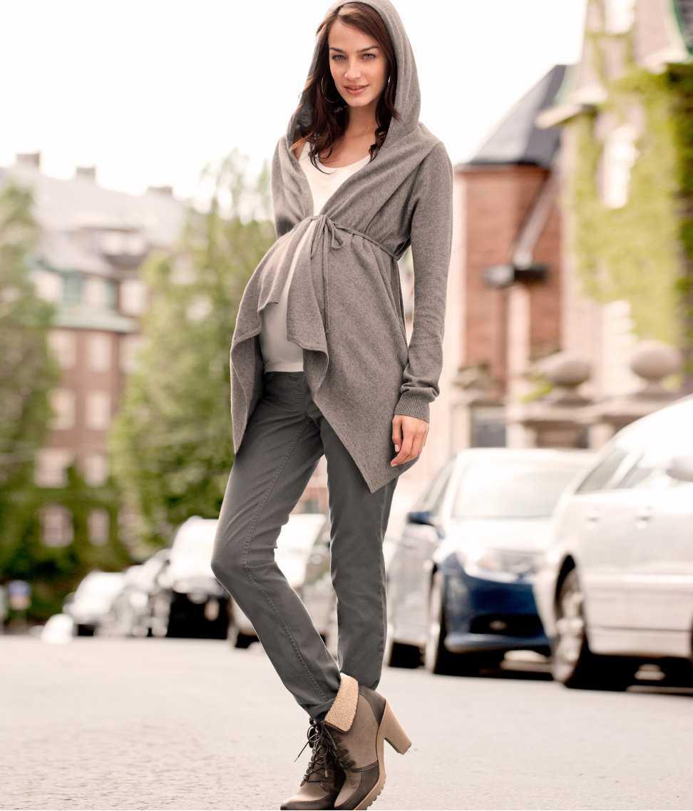 Что носить беременным: создаем стильный гардероб