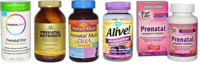 Витамины для подготовки организма при планировании беременности. обзор + рейтинг лучших