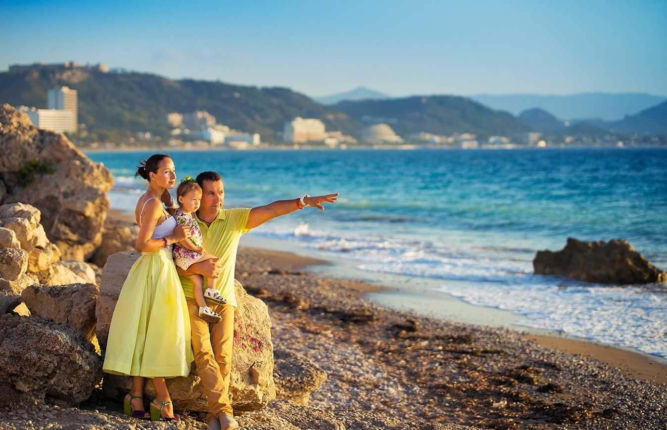 Лучший отдых в греции с детьми: отзывы туристов, куда поехать? - gkd.ru